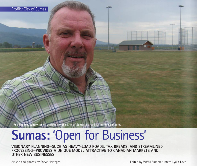 Business Pulse Sumas feature