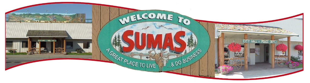 City of Sumas banner graphic